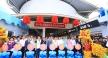 梧棲漁港魚貨直銷中心銷售區開幕啟用 台中市長林佳龍:朝國際觀光漁港發展