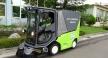 中市抗空汙新利器 電動小型掃街車揚塵去除率90%