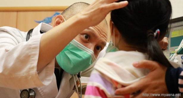 李敏駿主任提醒家長,不要錯過孩子回診時間。
