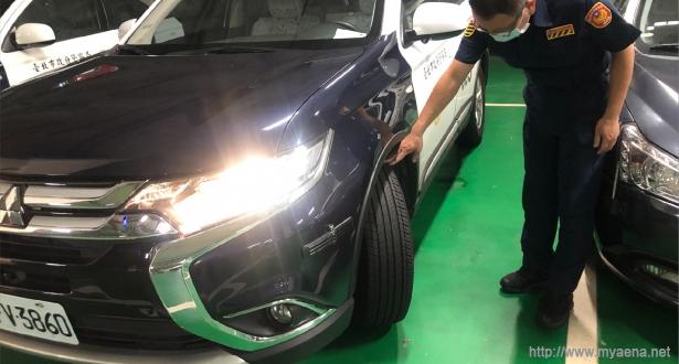 行車前檢查輪胎煞車功能是否正常